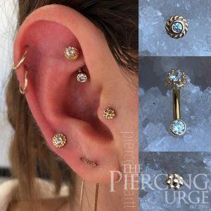 gold-diamond-ear-piercings